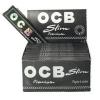 Ocb slim nere display 50 pz.
