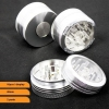 Grinder Magno Mix Push Up 40mm (Argento)