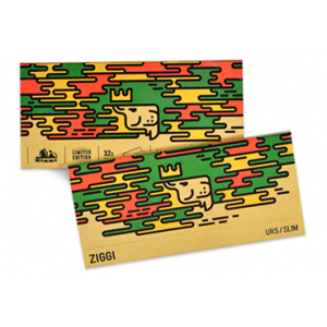 Ziggi Papers - CAMO LION